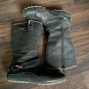 Merrell waterproof leather boots